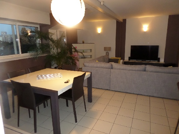 location appartement CHOLET 3 pieces, 70m