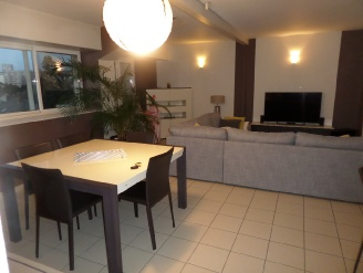 Location  CHOLET appartement 3 pieces, 70m2 habitables, a CHOLET